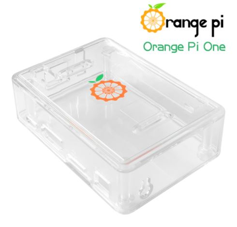 ORANGE PI CASE TRANSPARE