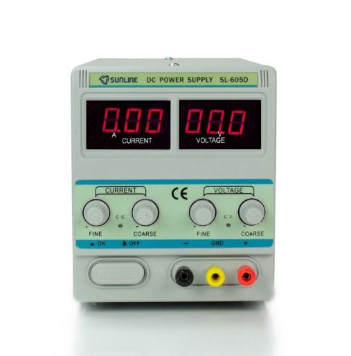 605D DC POWER SUPPLY