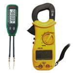 Multimeters & Clamp Meters